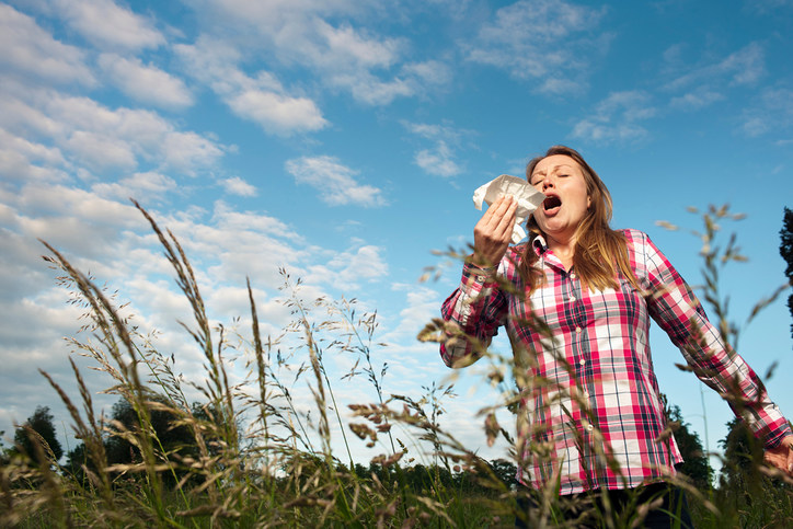 The best ways to treat hay fever